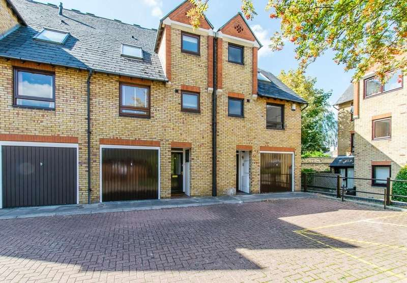 4 Bedrooms Town House for sale in Bailey Mews, Cambridge