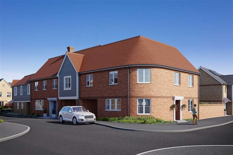 4 Bedrooms Link Detached House for sale in The Wilbur, Parva Green, Chelmsford