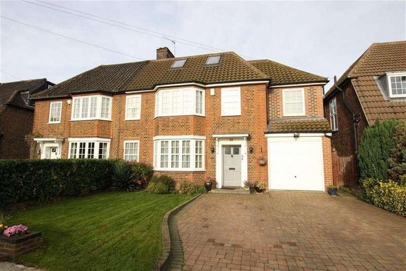 5 Bedrooms House for sale in Southway, Totteridge