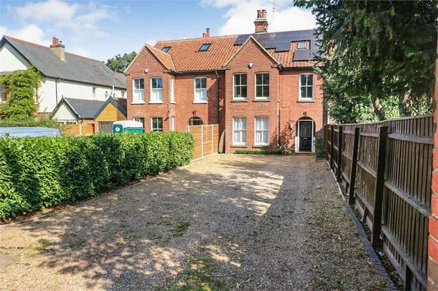 6 Bedrooms Town House for sale in Mile End Road, Norwich, Norfolk