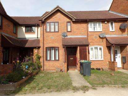 2 Bedrooms Terraced House for sale in Deep Spinney, Biddenham, Bedford, Bedfordshire