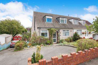 3 Bedrooms Bungalow for sale in Tower Road South, Warmley, Bristol, South Gloucestershire