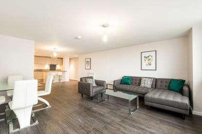 3 Bedrooms Flat for sale in Marco Island, Huntingdon Street, Nottingham, Nottinghamshire