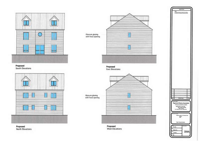 Land Commercial for sale in St Teresa's Close, Basildon, Essex