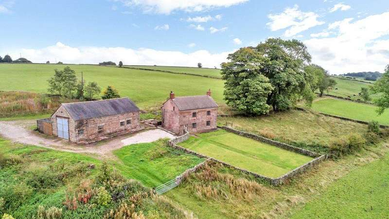 3 Bedrooms Farm Commercial for sale in Cauldon Low, Staffordshire