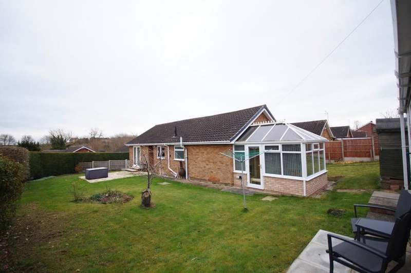 4 Bedrooms Detached Bungalow for sale in Magnolia Close, Branston
