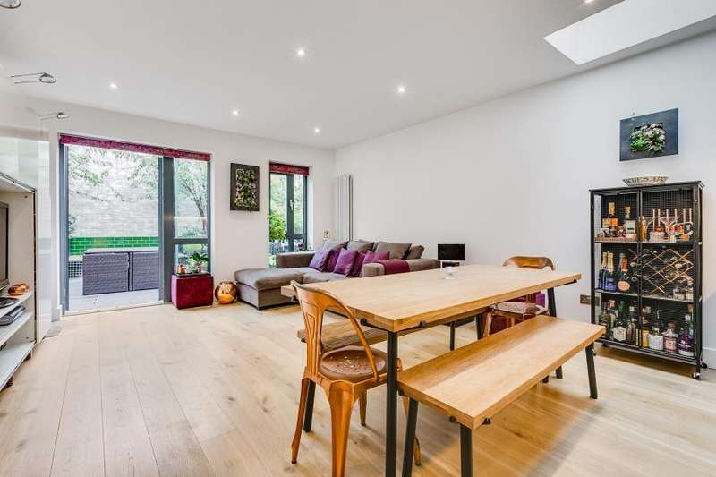 2 Bedrooms Apartment Flat for sale in Jersey Street, London, E2