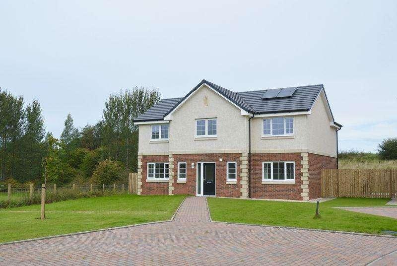 5 Bedrooms Detached Villa House for sale in Plot 12, The Culzean, Cairn Manor, Cumnock