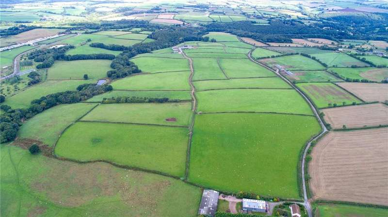Land Commercial for sale in Lot 2 - Week House Farm, Week House Farm, Winkleigh, Devon, EX19