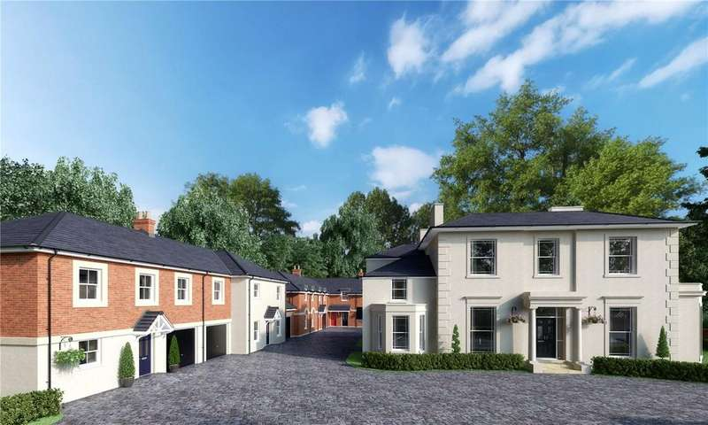 1 Bedroom Flat for sale in Greys Mews, Castle Crescent, Reading, RG1