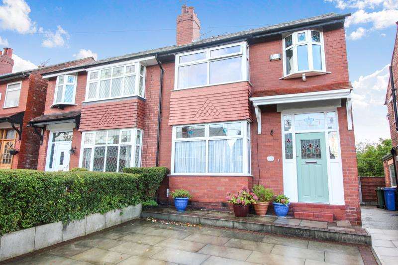 4 Bedrooms Semi Detached House for sale in St Lesmo Road, Cheadle Heath