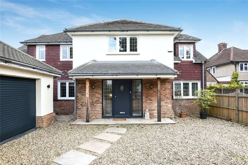 4 Bedrooms Detached House for sale in Green Lane, Croxley Green, Rickmansworth, Hertfordshire, WD3