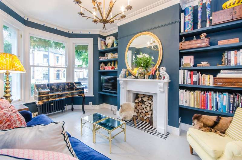 4 Bedrooms Terraced House for sale in Churchill Road, Willesden Green, NW2
