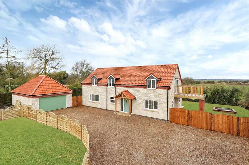 5 Bedrooms Detached House for sale in The Nookin, Welbourn, Lincoln