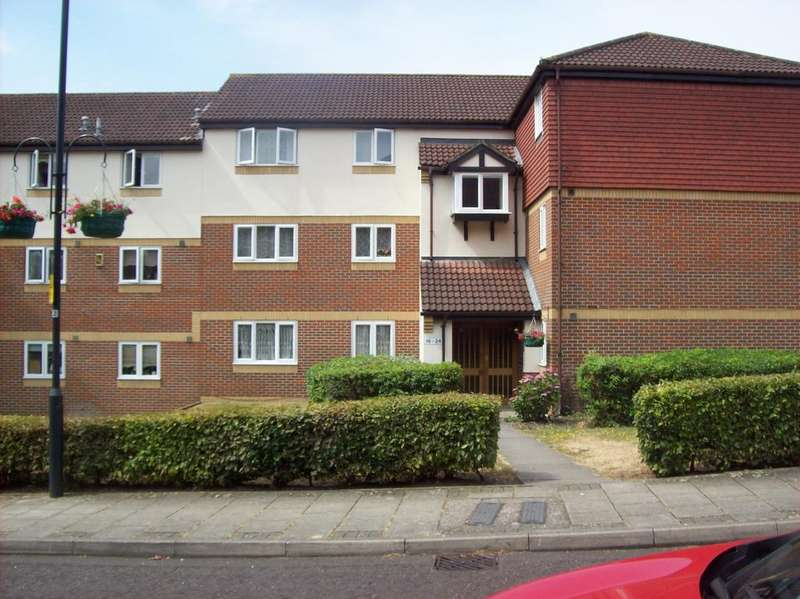 2 Bedrooms Flat for sale in Gordon Way, Dollis Hill, London
