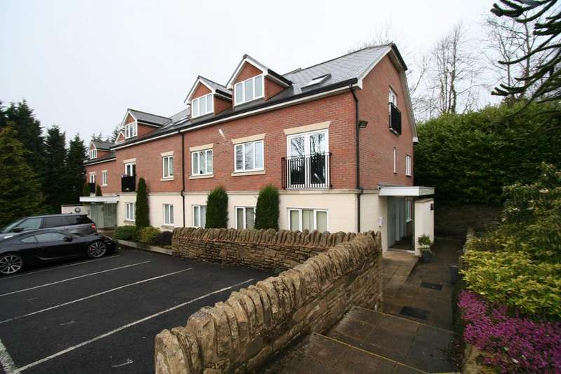 2 Bedrooms Apartment Flat for sale in Meadow Croft Lane, Bamford, Rochdale