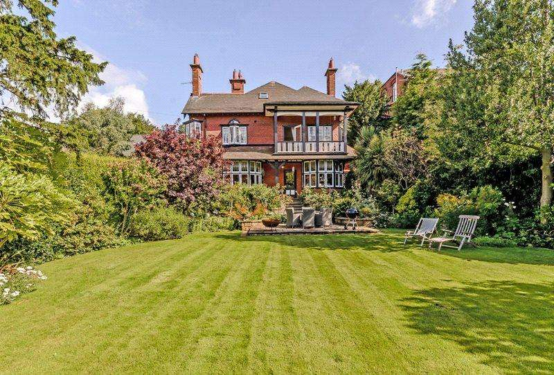 5 Bedrooms Detached House for sale in Redcliffe Road, Nottingham, NG3