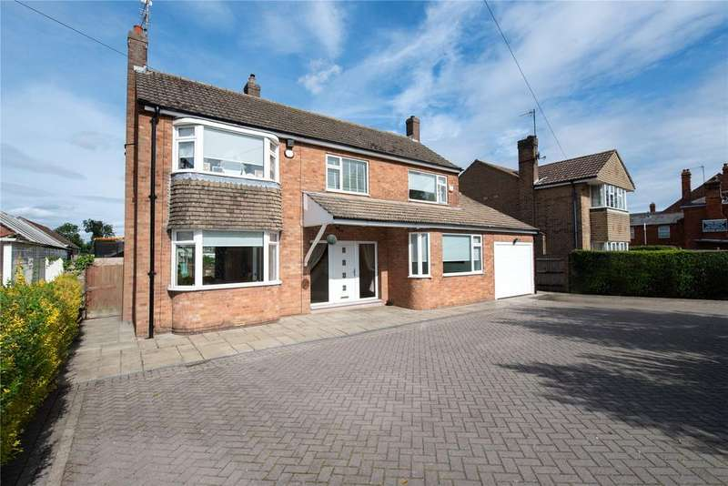 3 Bedrooms Detached House for sale in Sleaford Road, Boston, PE21