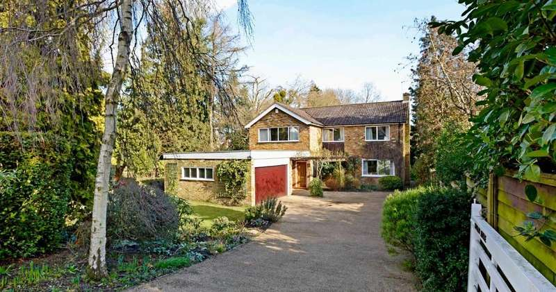 4 Bedrooms Detached House for sale in Newlands Avenue, Radlett