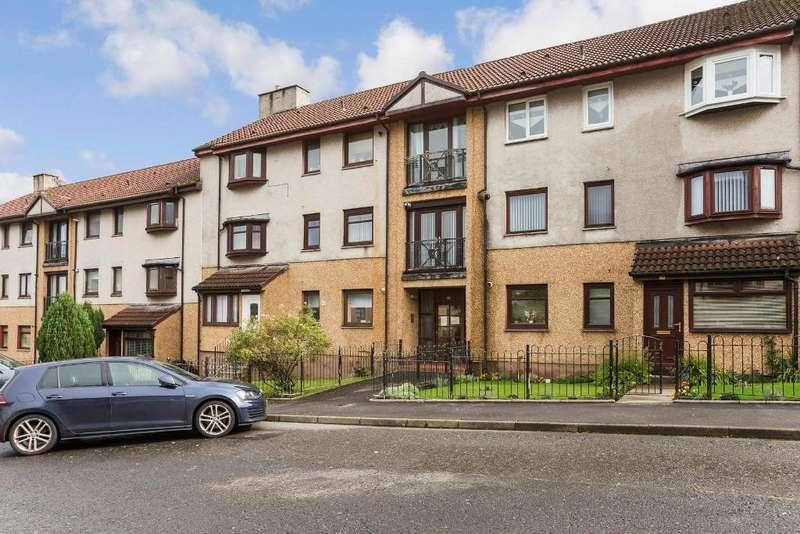 3 Bedrooms Flat for sale in Denmilne Street, Glasgow, G34 0AL
