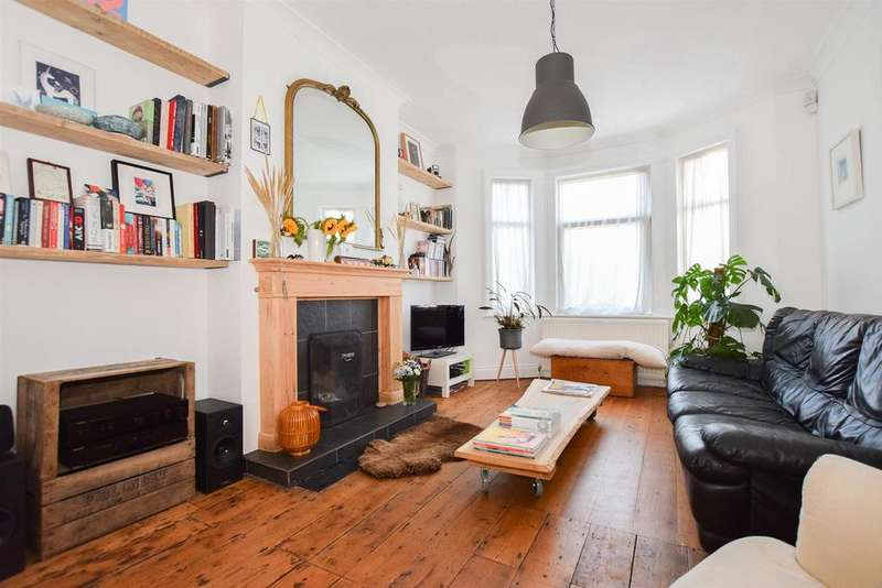 4 Bedrooms Terraced House for sale in Cranbrook Road, St. Leonards-On-Sea