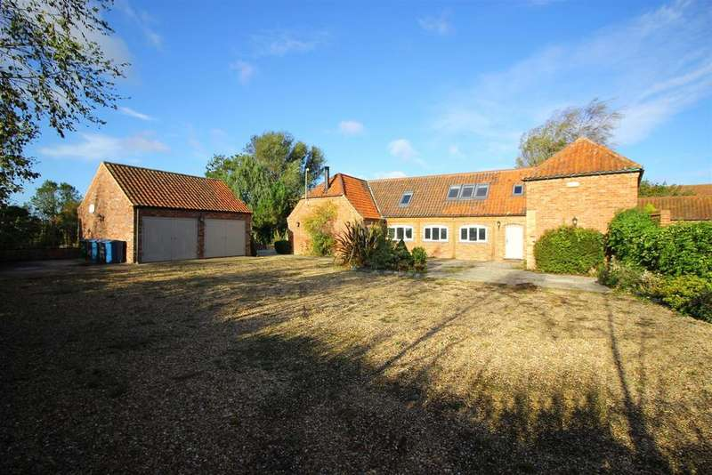 4 Bedrooms Detached House for sale in Main Street, Flawborough