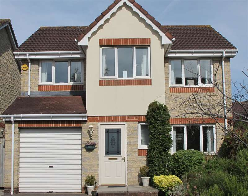 4 Bedrooms Detached House for sale in Wheelers Patch, Bristol