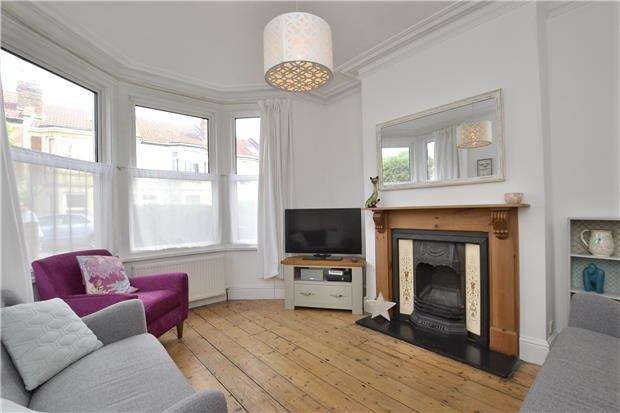 2 Bedrooms End Of Terrace House for sale in Church Road, Horfield, Bristol, BS7 8SA