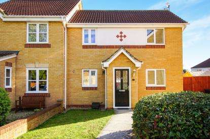 2 Bedrooms Semi Detached House for sale in Chatterton Road, Yate, Bristol, South Gloucestershire