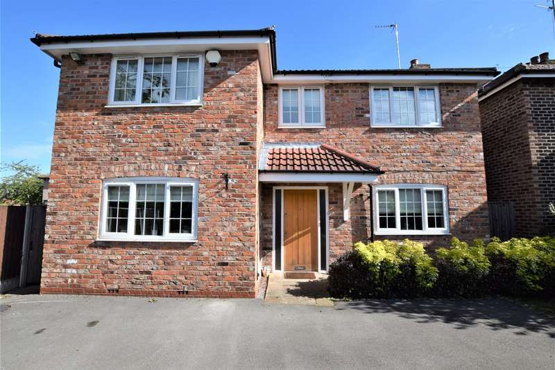4 Bedrooms Detached House for sale in Vicarage Avenue, Cheadle Hulme
