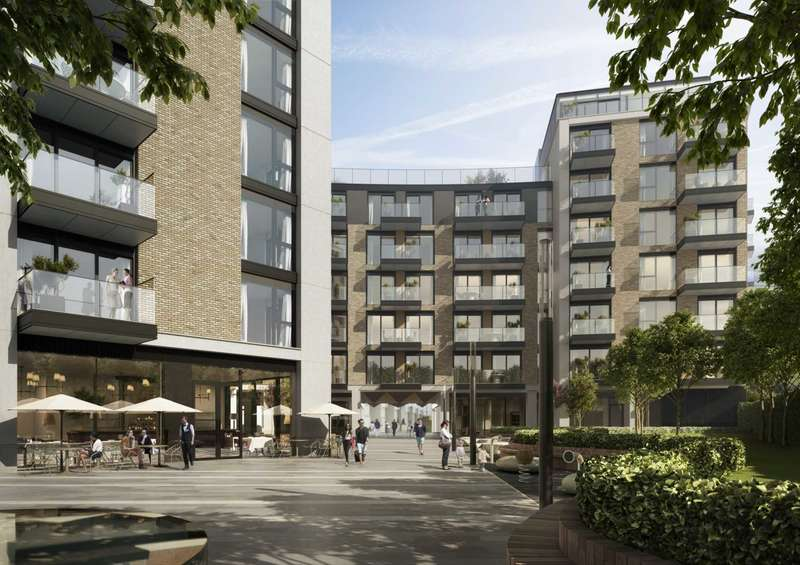 3 Bedrooms Apartment Flat for sale in Chelsea Island, Harbour Avenue, SW10
