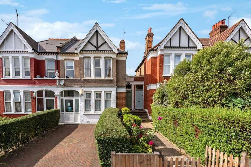 3 Bedrooms Maisonette Flat for sale in Valley Road, Streatham