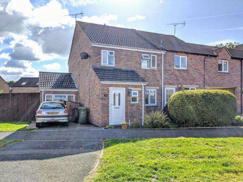 3 Bedrooms Semi Detached House for sale in Westholme Road, Hereford