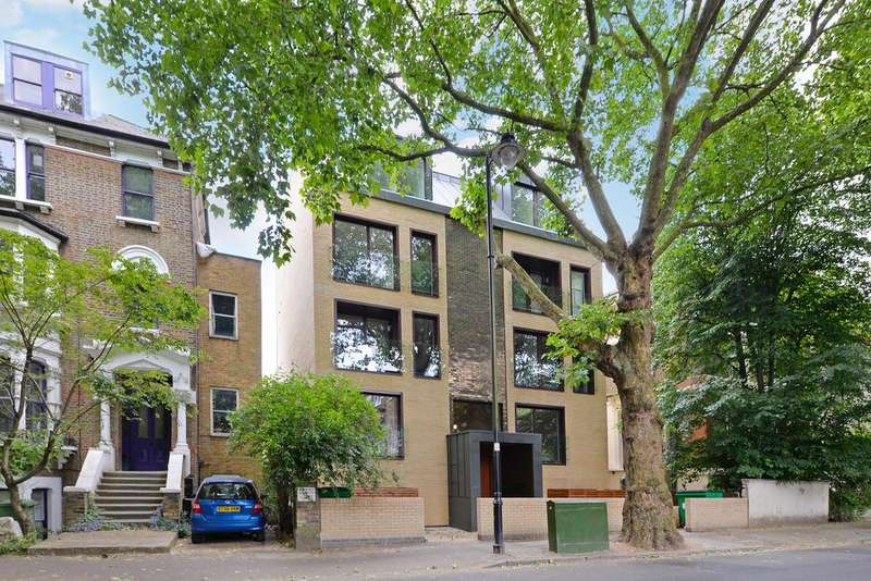 2 Bedrooms Flat for sale in Grosvenor Avenue, Canonbury, London