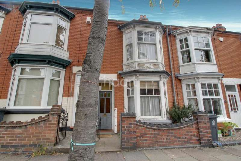 2 Bedrooms Terraced House for sale in Harrow Road, Leicester