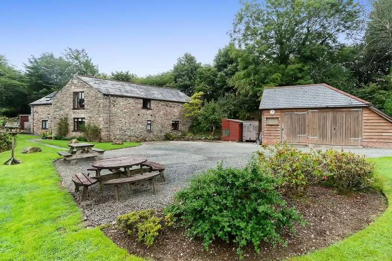 4 Bedrooms Detached House for sale in St. Neot, Liskeard