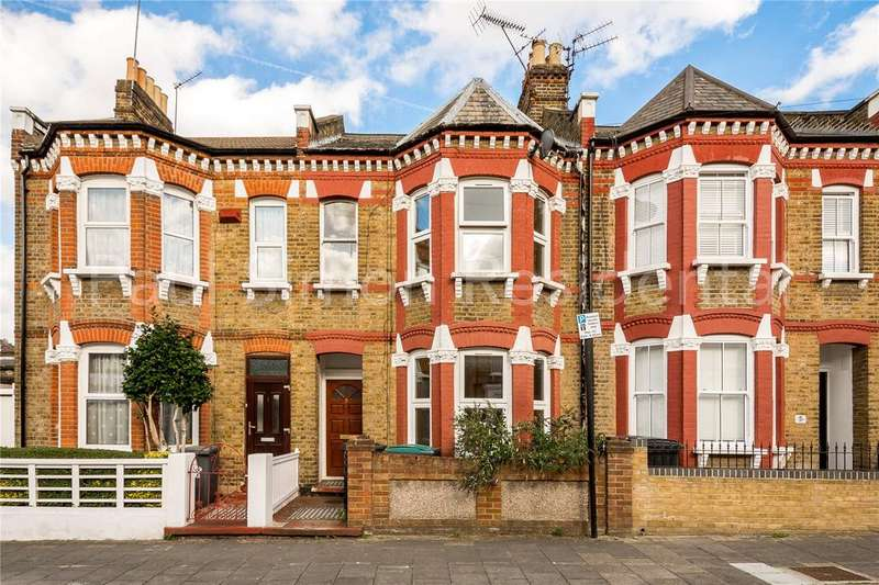 5 Bedrooms Terraced House for sale in Eade Road, Harringay, London, N4