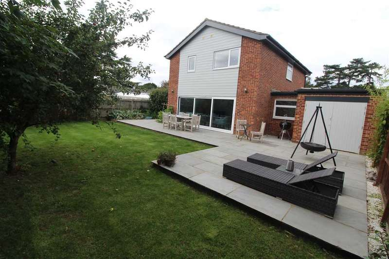 4 Bedrooms House for sale in North Lawn, Ipswich
