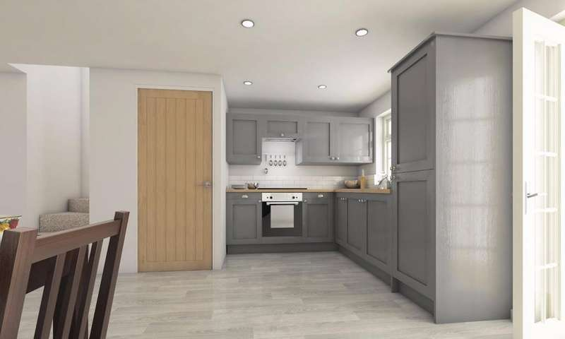 3 Bedrooms Semi Detached House for sale in Fordingbridge, Hampshire,