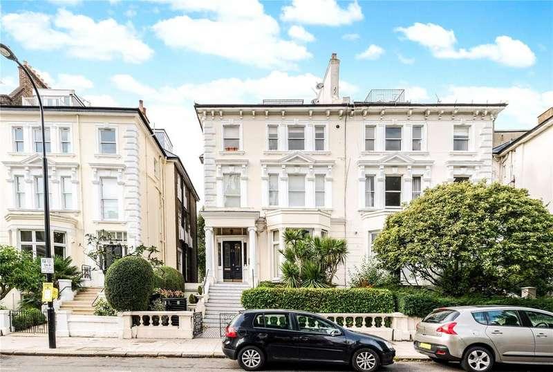 3 Bedrooms Flat for sale in Belsize Park, Belsize Park, London, NW3