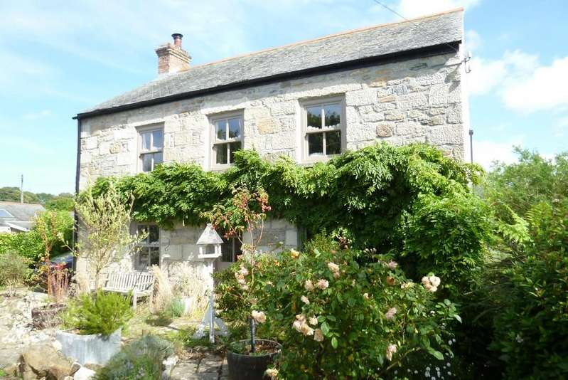 3 Bedrooms Detached House for sale in Gwallon, Marazion