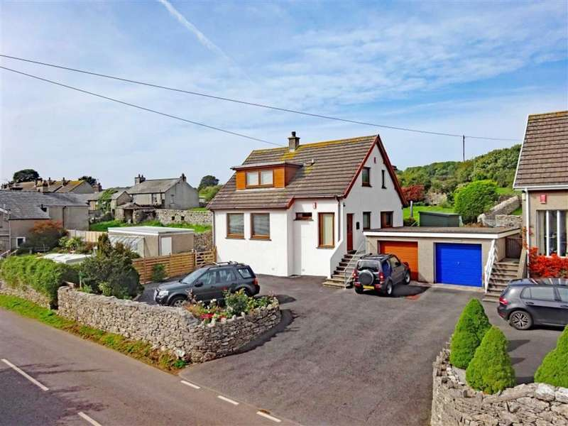 3 Bedrooms Detached House for sale in Church Road, Little Urswick, Cumbria