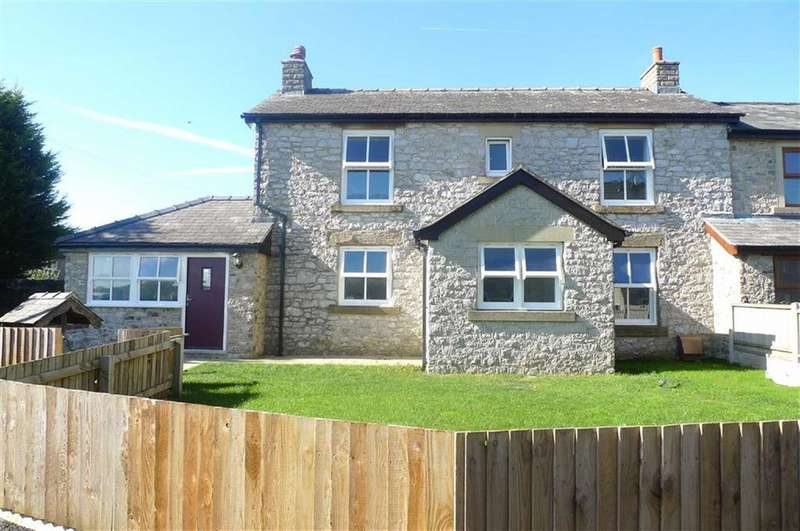 3 Bedrooms Semi Detached House for sale in Tongue Lane, Buxton, Derbyshire