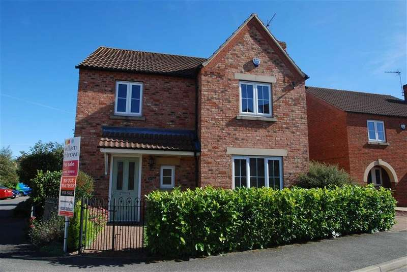 4 Bedrooms Detached House for sale in St Thomas Drive, Boston