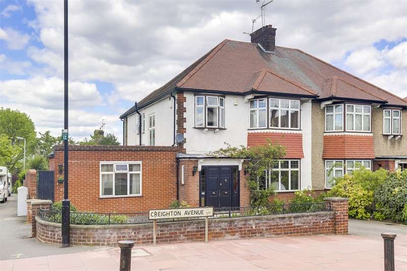6 Bedrooms End Of Terrace House for sale in Creighton Avenue, Muswell Hill, London