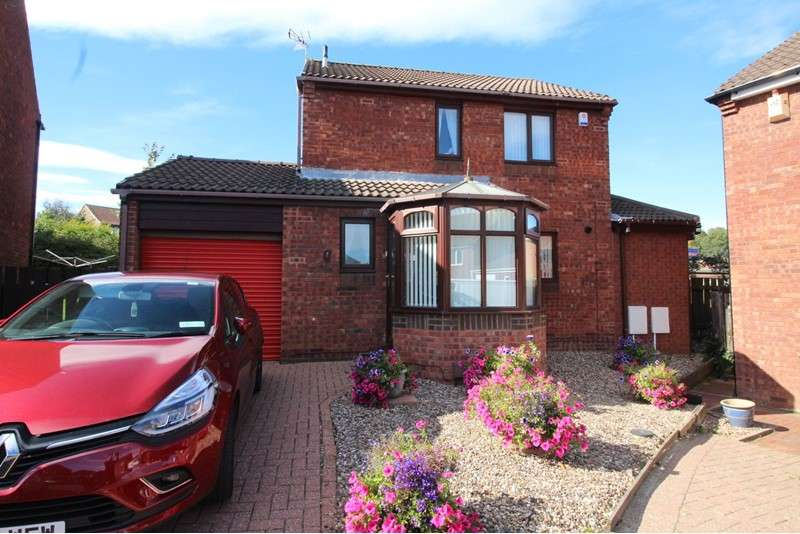 3 Bedrooms Property for sale in Sunningdale Drive, Washington, Tyne and Wear, NE37 2LL