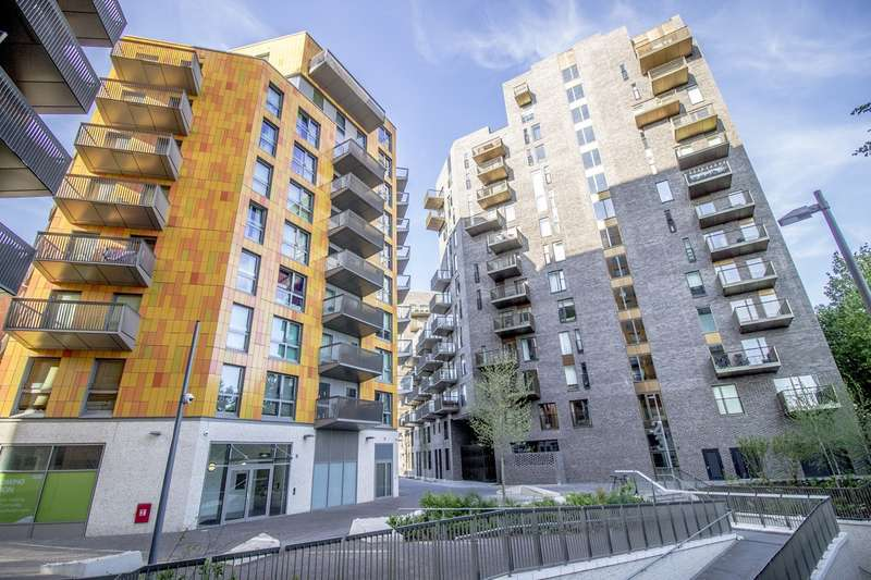 1 Bedroom Apartment Flat for sale in Bywell Place, E16
