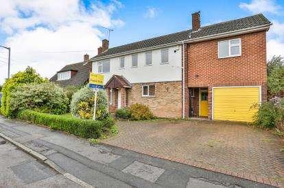 4 Bedrooms Detached House for sale in Southside, Arnold, Nottingham, Nottinghamshire