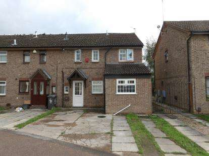 4 Bedrooms Semi Detached House for sale in Lema Close, Rushey Mead, Leicester, Leicestershire