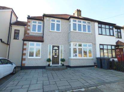 4 Bedrooms Semi Detached House for sale in Upminster, Essex